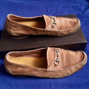 Gucci Loafers Softy Tek in Dusty Phard